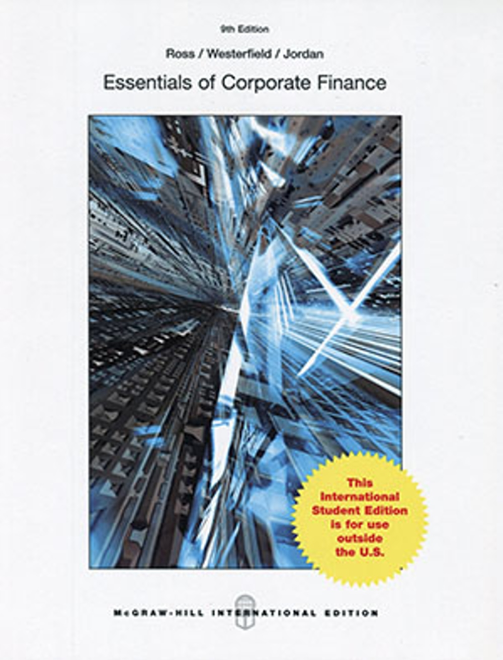 Essentials of Corporate Finance(9版)