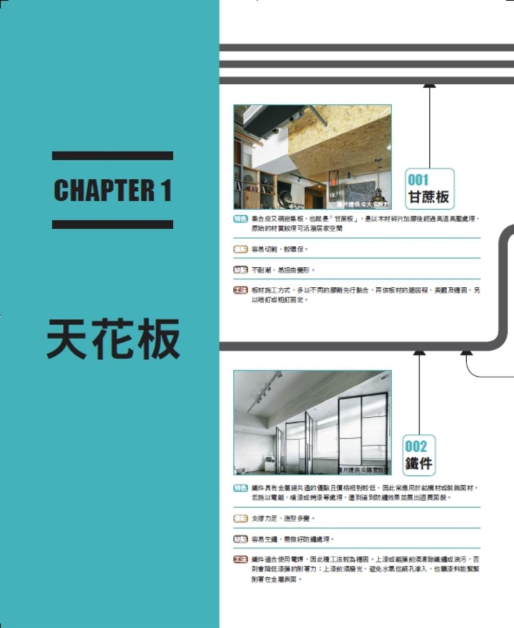 《設計師不傳的私房秘技:工業風空間設計500【暢銷改版】》 商品條碼,ISBN:9789864083534