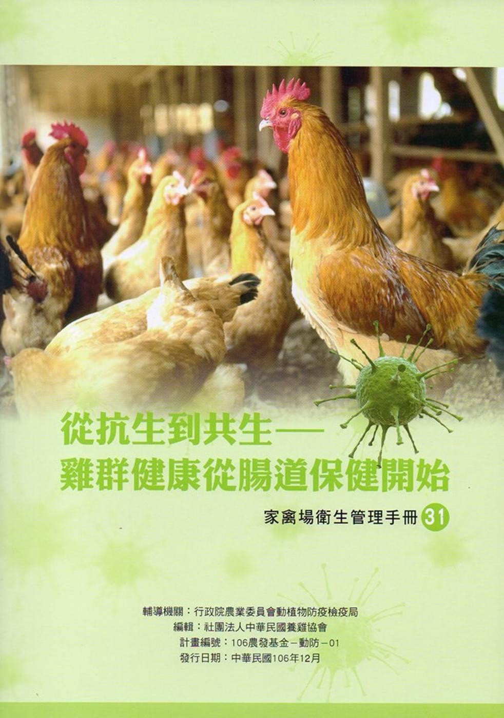 從抗生到共生:雞群健康從腸道保健開始