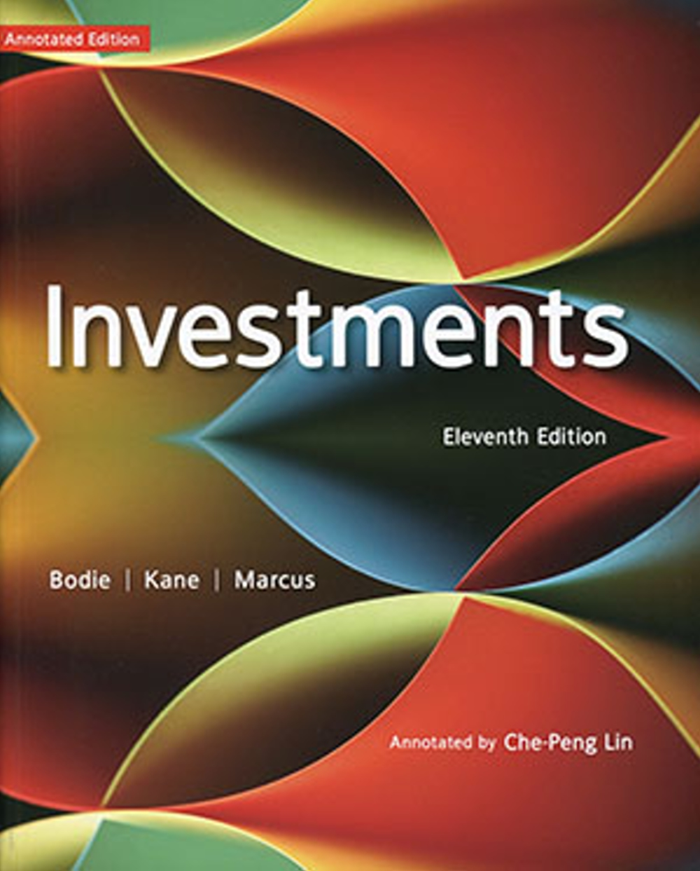 Investments (Annotated Edition)(11版)