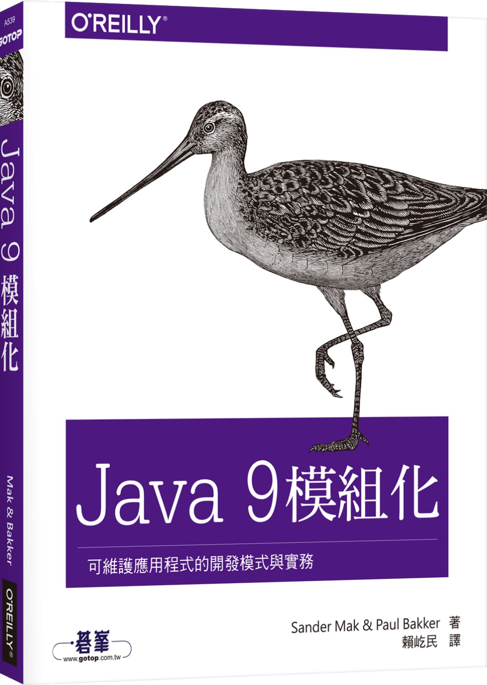 Java 9 模組化:可維護應用程式的開發模式與實務
