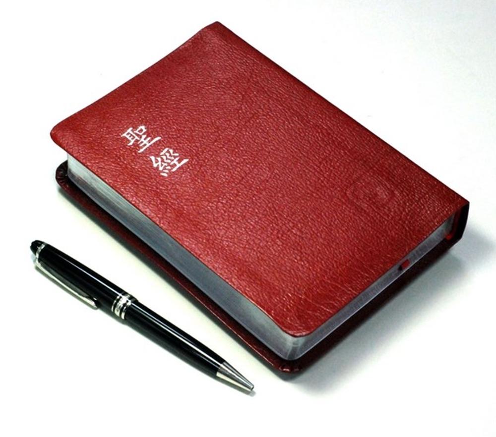 聖經:和合本(紅...