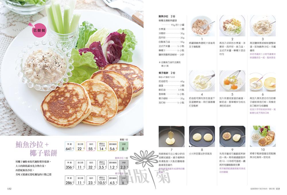 ◤博客來BOOKS◢ 暢銷書榜《推薦》低醣生酮廚房:小小米桶親身實踐-不挨餓、超美味、好省時的健康享瘦配方!