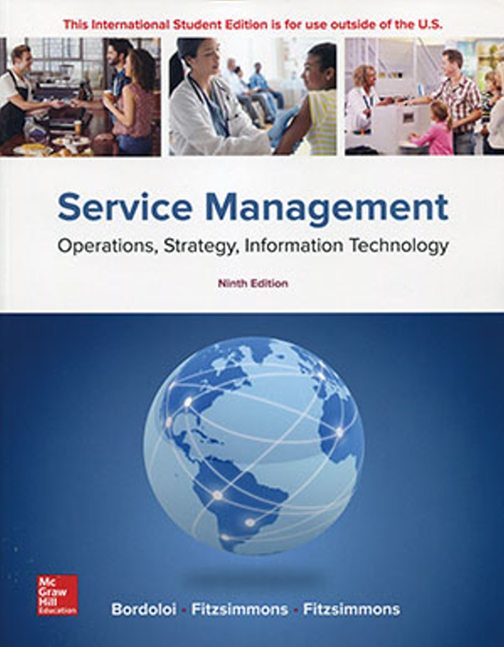 Service Management: Operations Strategy Infor