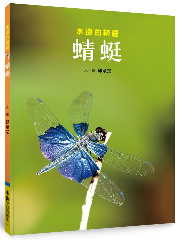 蜻蜓:水邊的精靈
