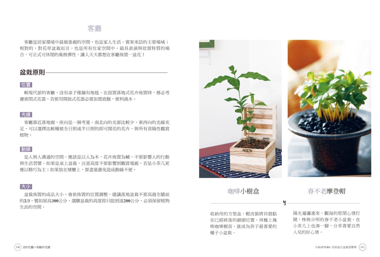 ◤博客來BOOKS◢ 暢銷書榜《推薦》活的花藝 移動的花園 組合盆栽全書