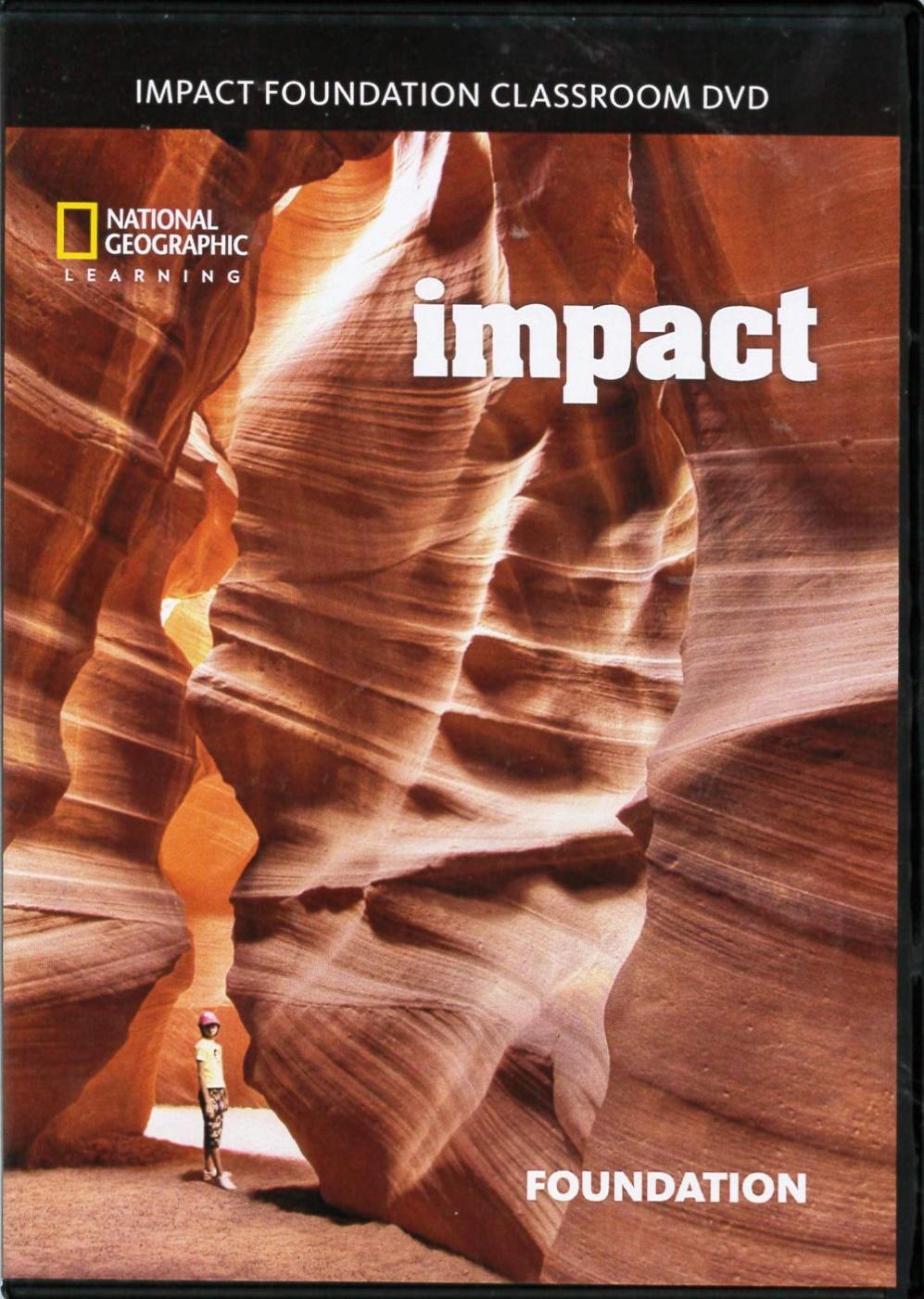 Impact Foundation:DVD/1片