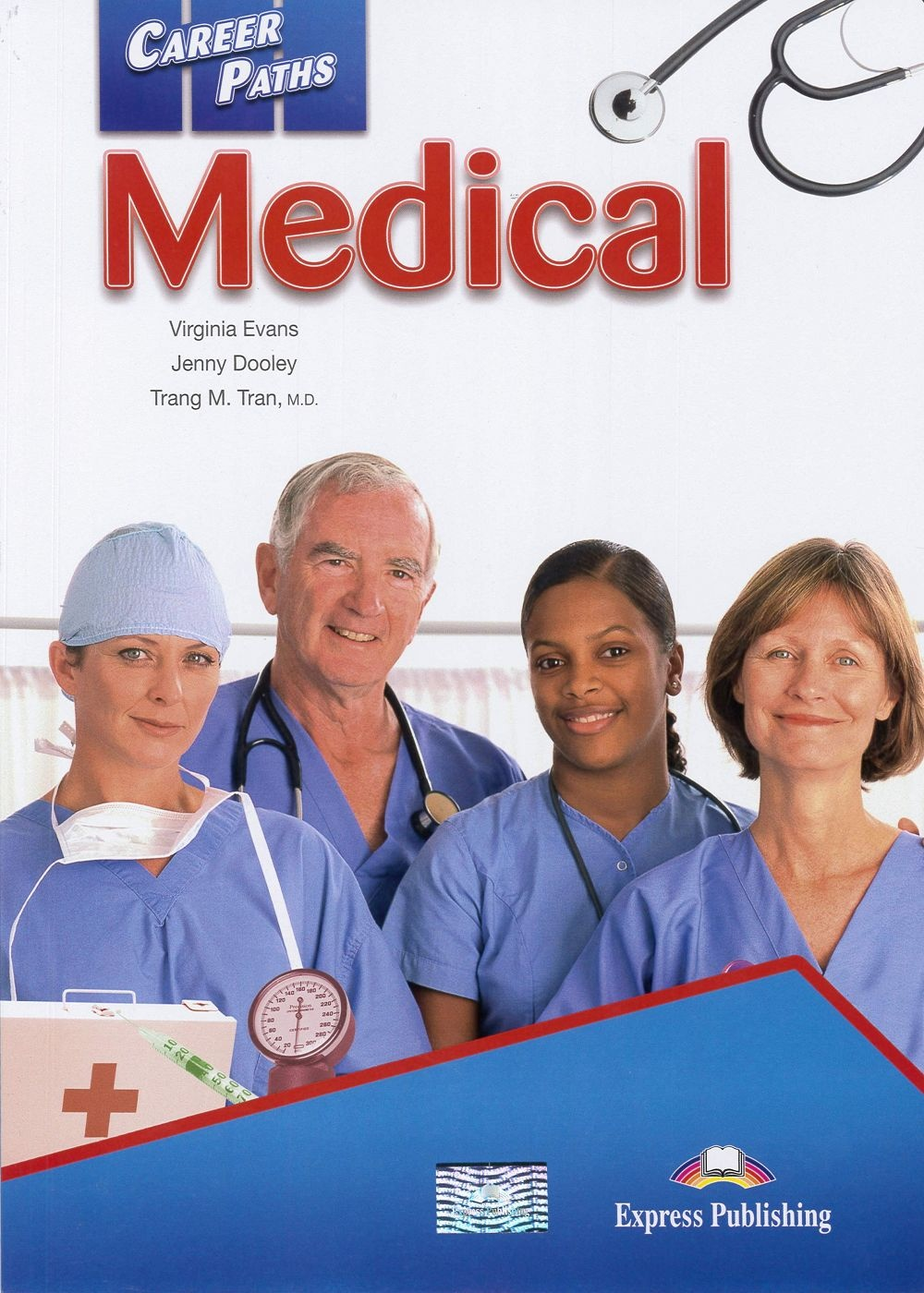 Career Paths:Medical Student's Book with DigiBooks App