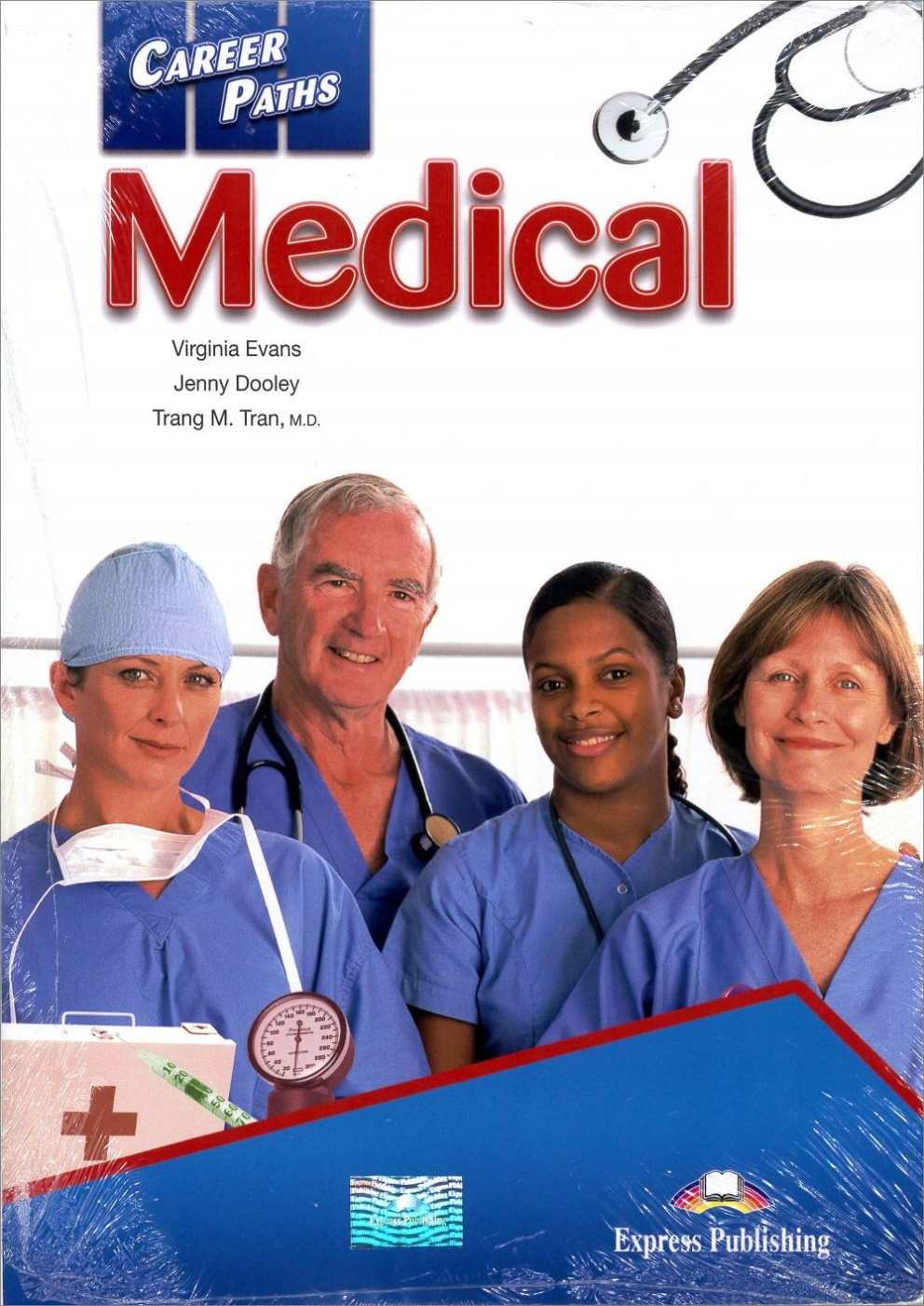 Career Paths:Medical Student's Book with Cross-Platform Application