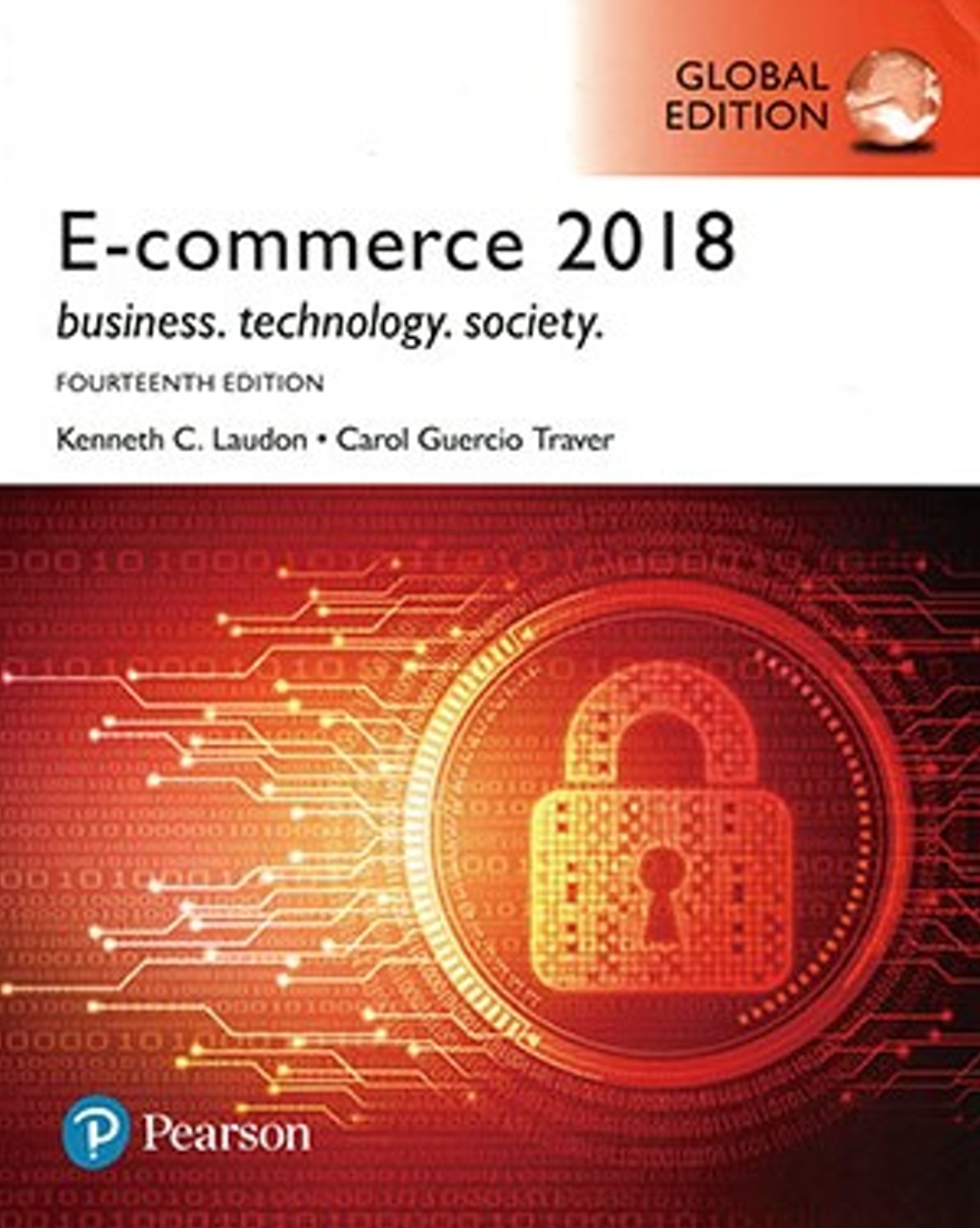 E-Commerce 2018: Business. Technology. Society(GE)(14版)