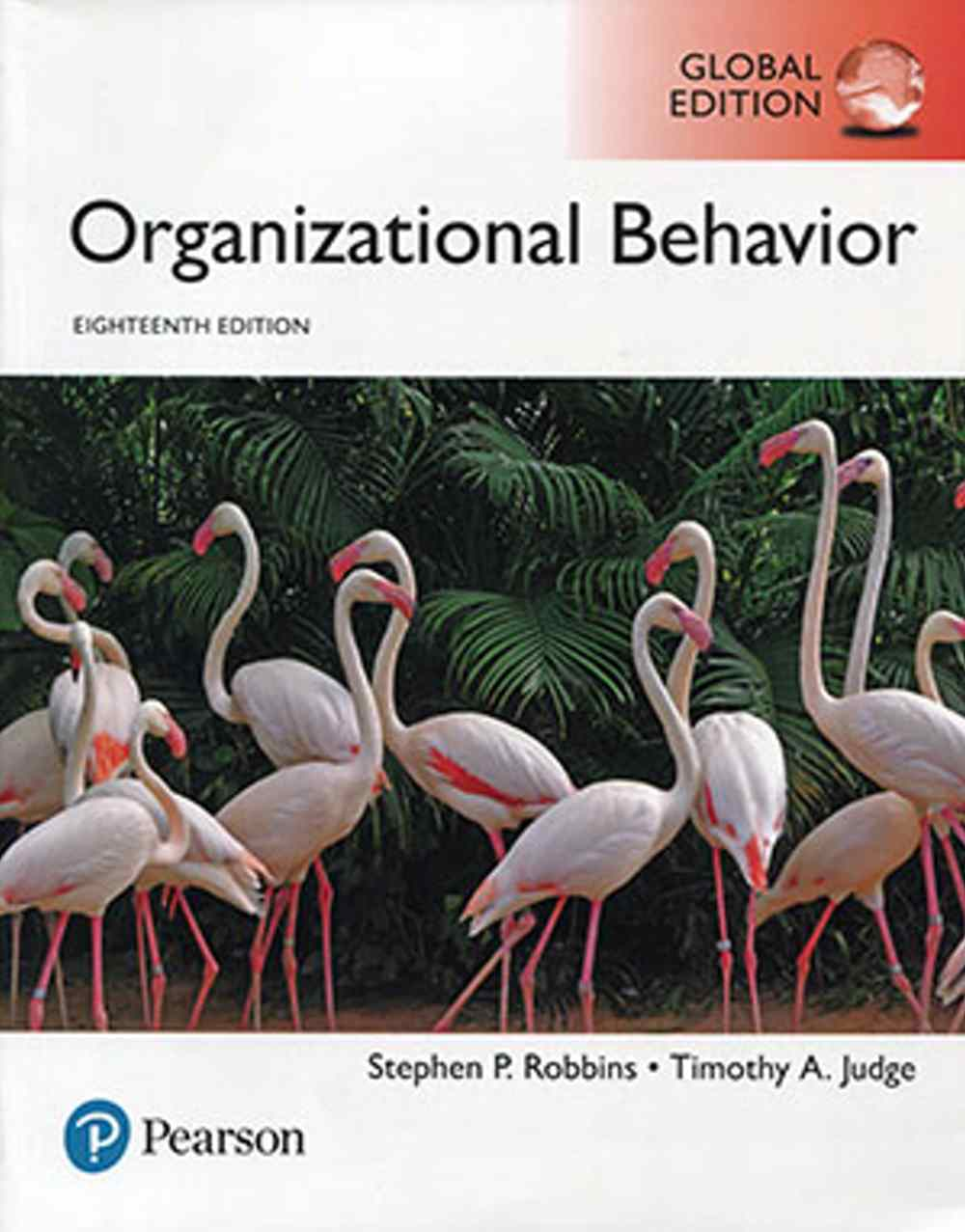 Organizational Behavior(GE)(18版)