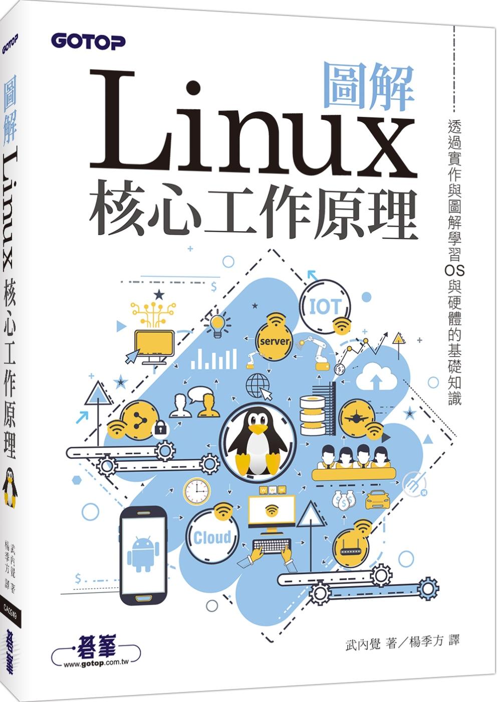 圖解Linux核心工作原理:透...