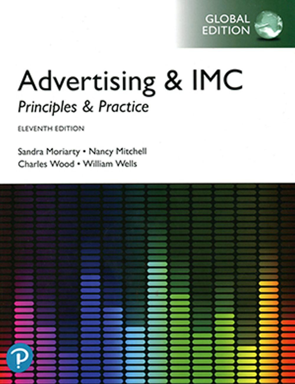 Advertising & IMC: Principles & Practice (GE)(11版)