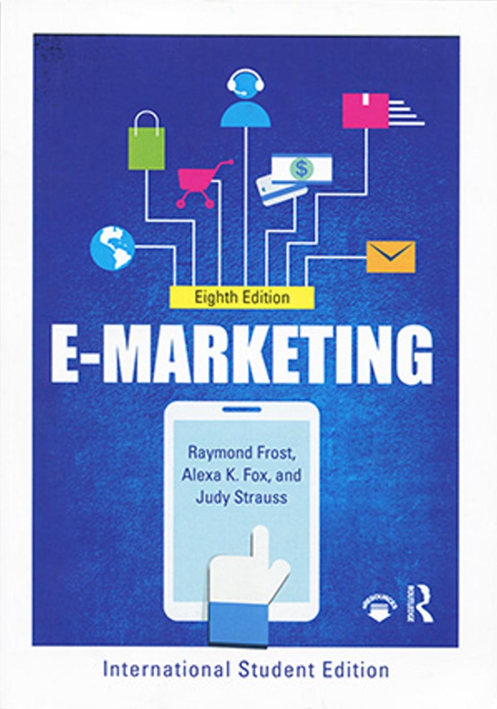 E-Marketing (ISE) (八版)