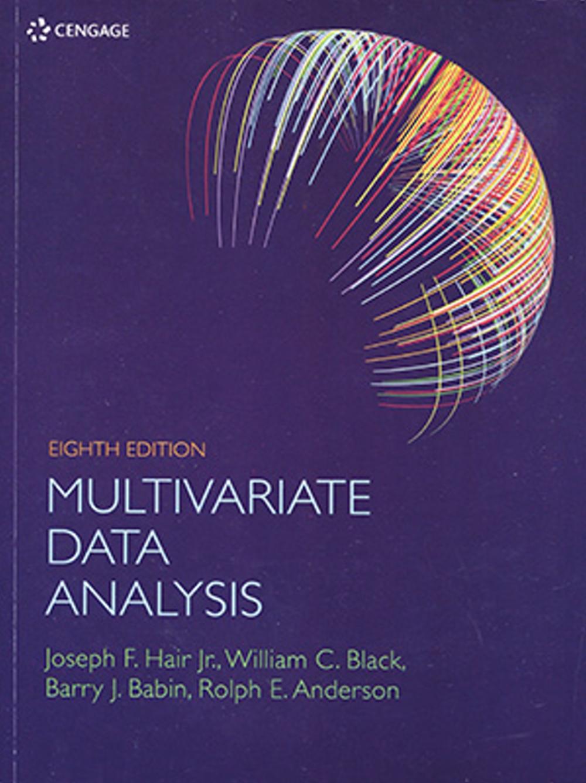 Multivariate Data Analysis(8版)