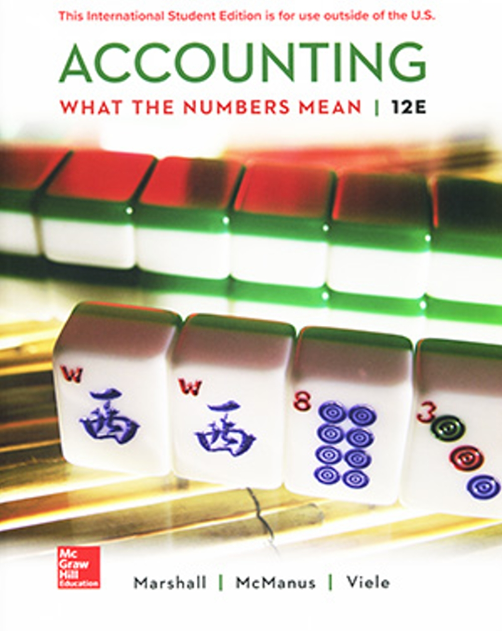 Accounting: What the Numbers Mean(12版)