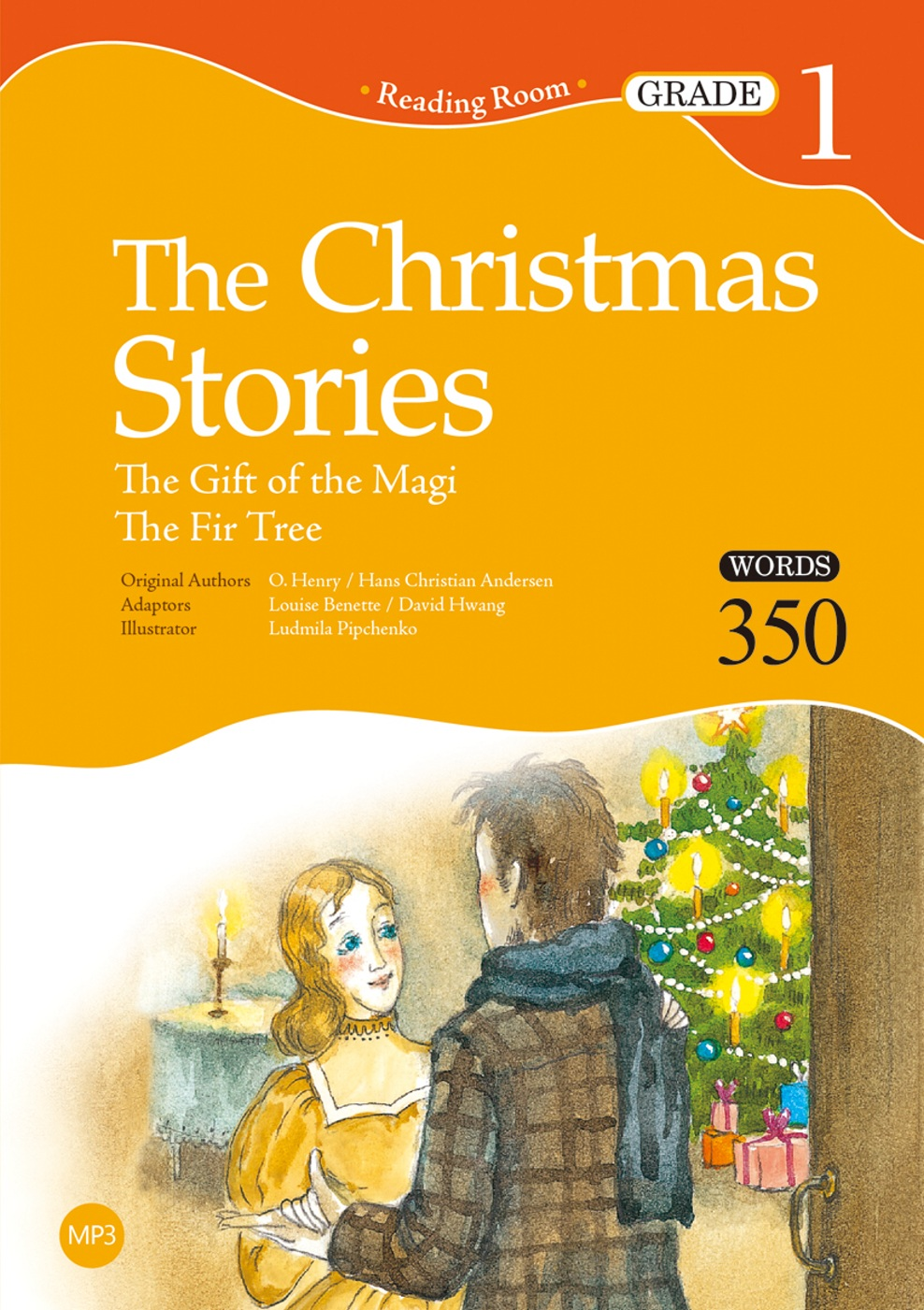 The Christmas Stories:The Gift of the Magi, The Fir Tree【Grade 1】(25K經典文學改寫讀本+1MP3)