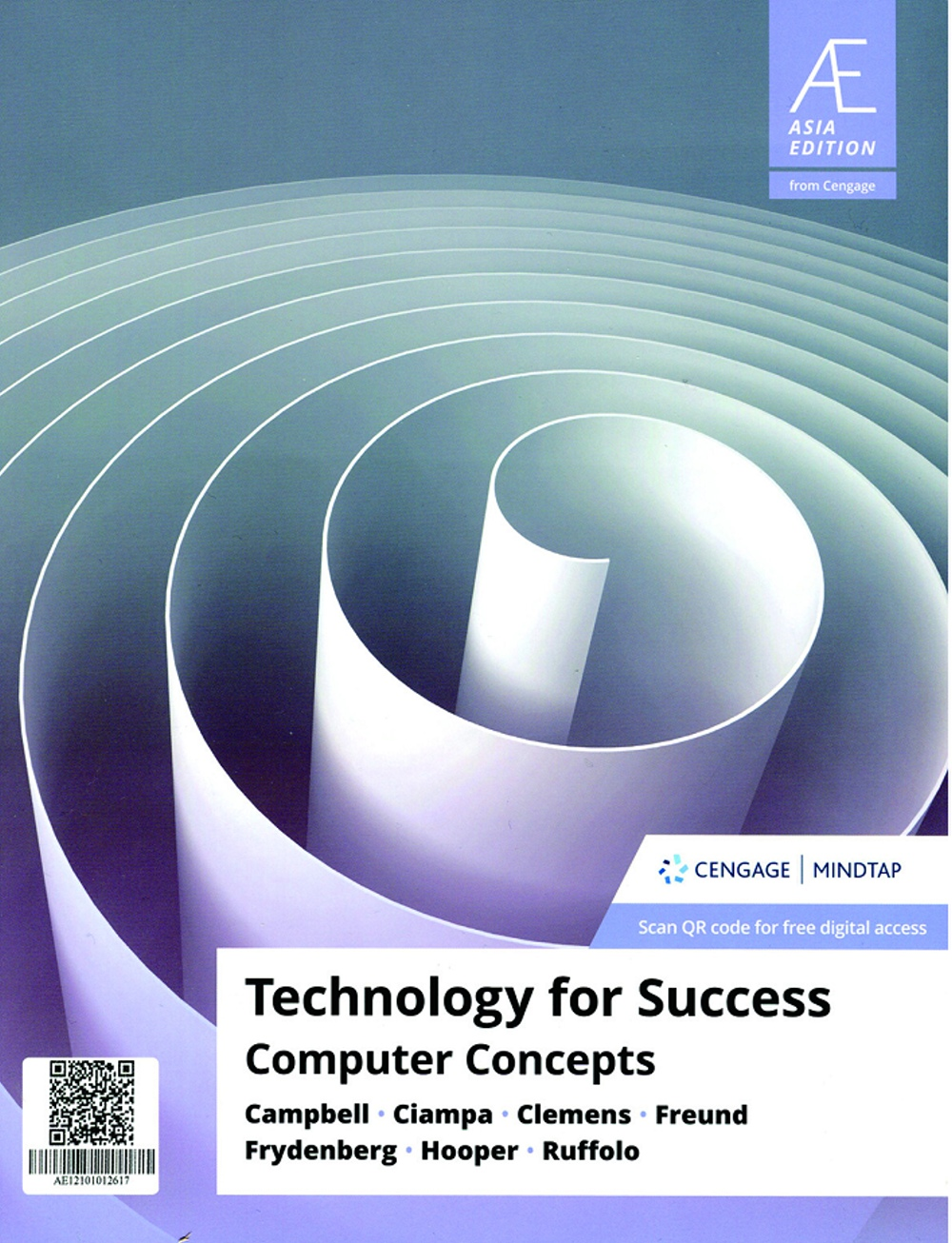 Technology for Success: Computer Concepts (Asia Edition)