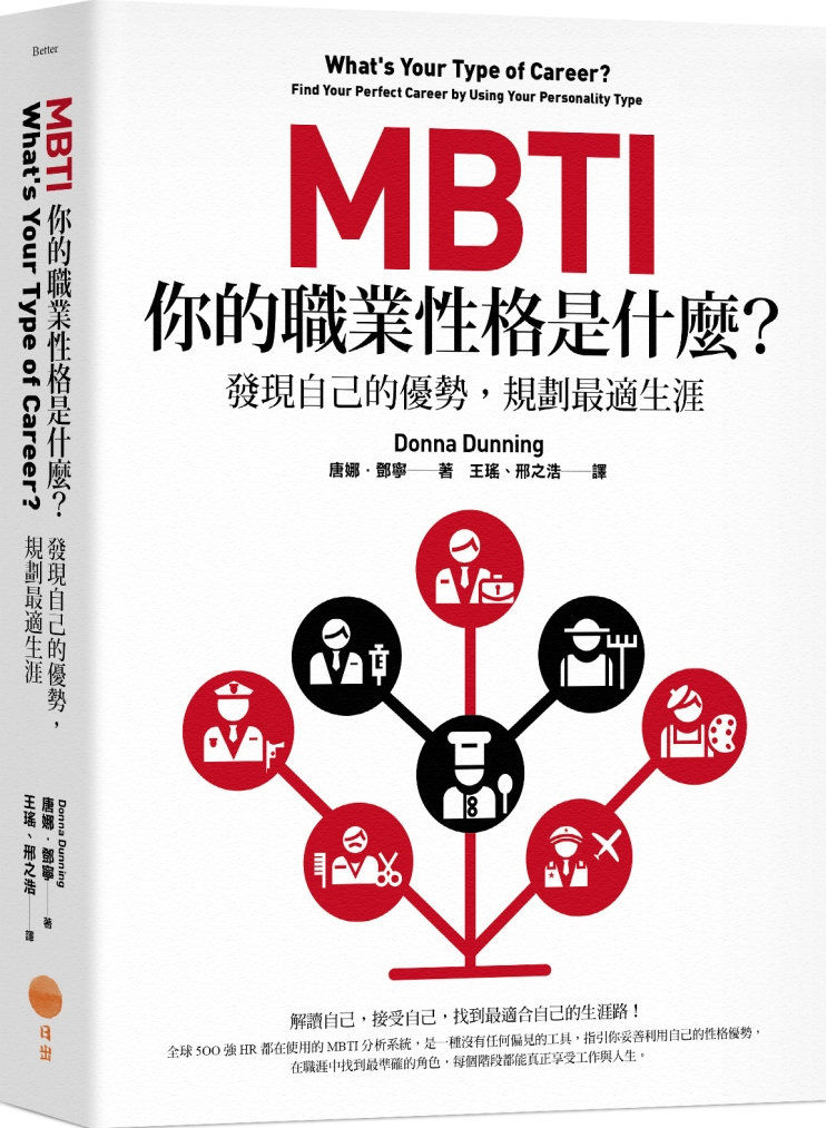 MBTI,你的職業性格是什麼?...