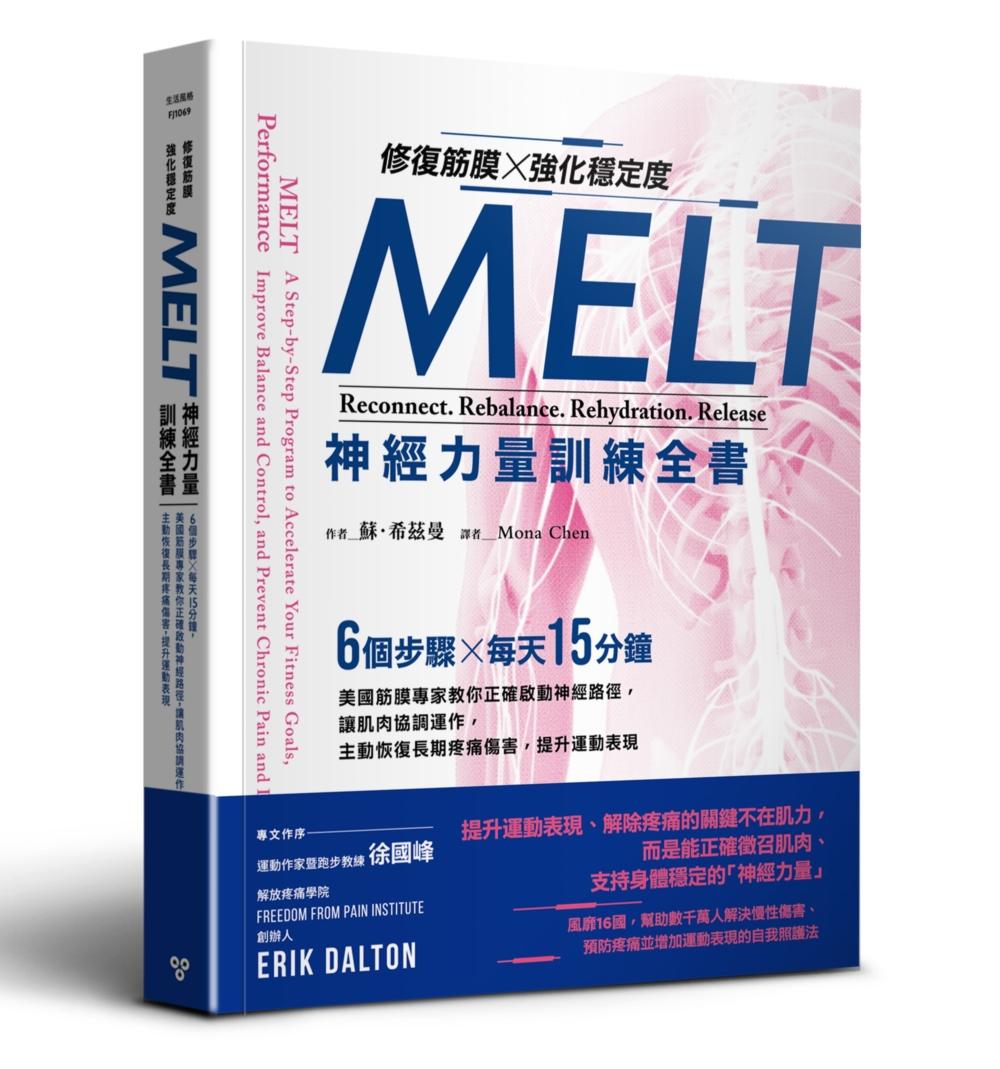 修復筋膜、強化穩定度MELT神...