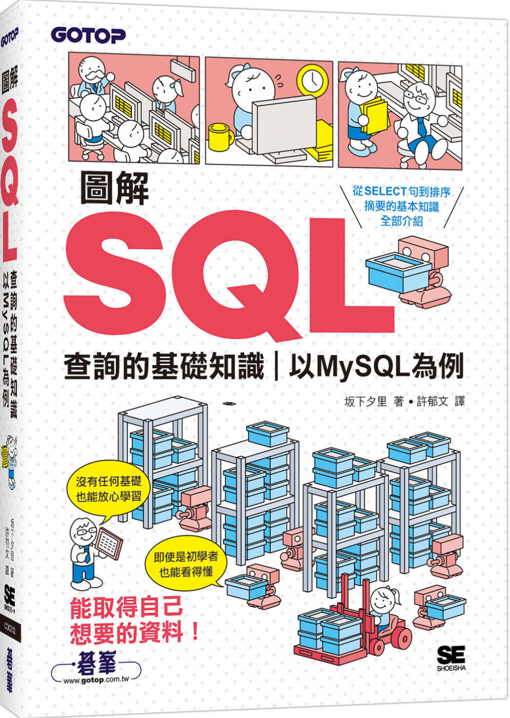 圖解SQL查詢的基礎知識|以M...