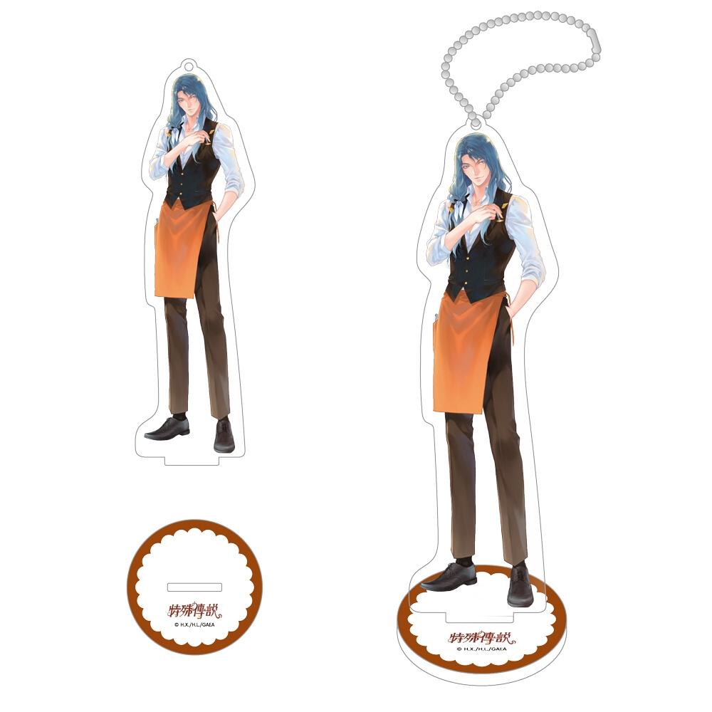 壓克力人形立牌吊飾《特殊傳說》...