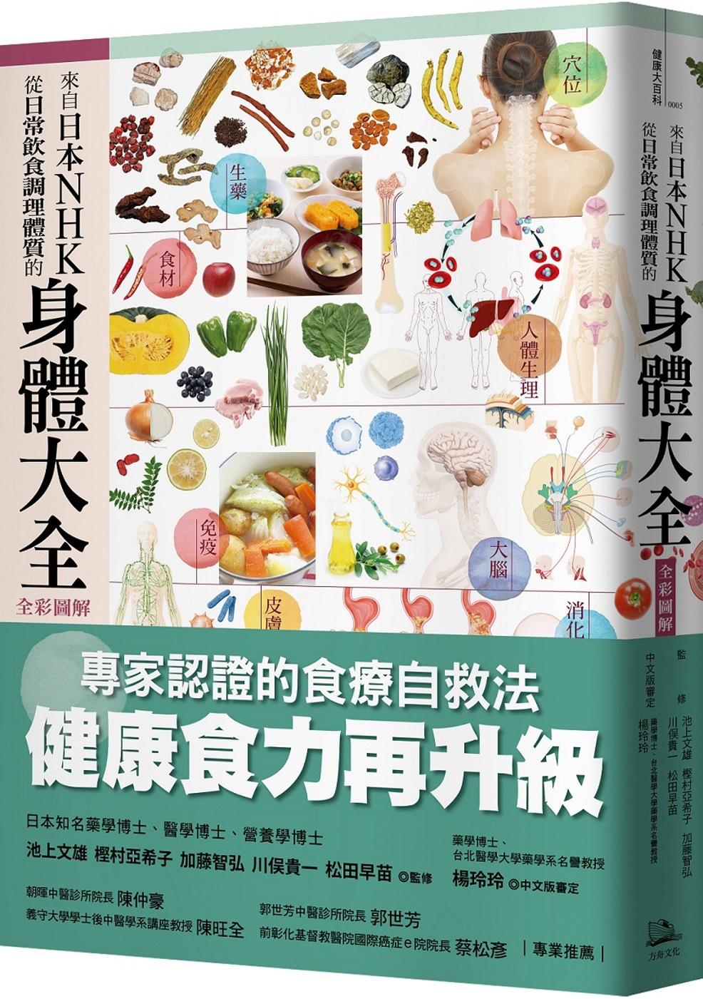 來自日本NHK 從日常飲食調理...