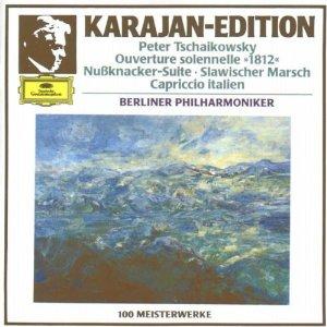 "Tchaikovsky:""1812"" Overture The Nutcracker~Su"