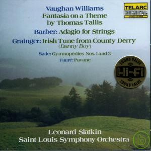 Vaughan Williams:Fantasia on a Theme by Thoma
