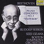 Beethoven: Piano Concerto No. 5  Rudolf Serki