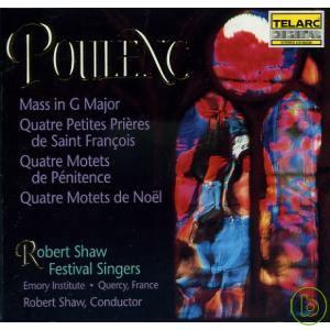 Poulenc:Mass in G Major、Mitets fir Christmas