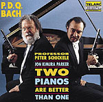 P.D.Q. Bach:Two Planos Are Better Than One