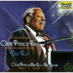 Oscar Peterson  Saturday Night at the Blue No