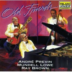 Andre Previn  Old Friends