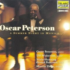 Oscar Peterson  A Summer Night in Munich