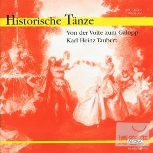 Historische Tanze  Von Der Volte Zum