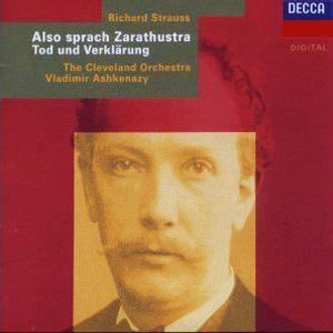Richard Strauss: Also sprach Zarathustra Tod