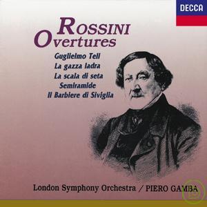 Rossini Oversures: Guglielmo Tell La Gazza La