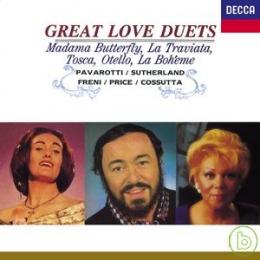 Great Love Duets: Madama Butterfly La Traviat