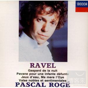 Ravel: Gaspared de la nuit Pavane pour une in