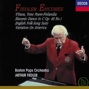 Fiedler Encore: Vltava Tone Poem~Finlandia Sl