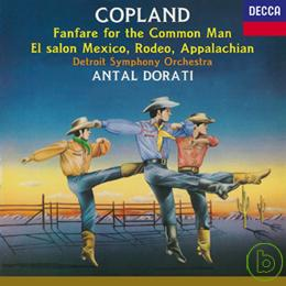 Copland: Fanfare for the Common Man El Salon