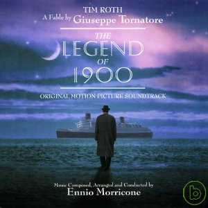 O.S.T / The Legend Of 1900 - Ennio Morricine(電影原聲帶 / 海上鋼琴師)