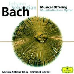 Bach:Musical Offering