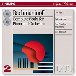 Rachmaninoff : Complete Works for Piano and O