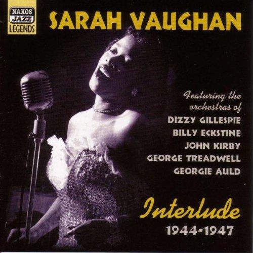 Sarah Vaughan Interlude:1944~1947