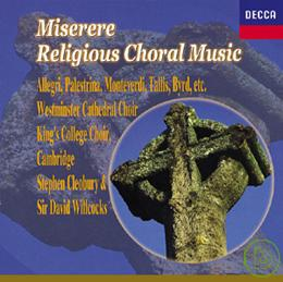 Miserere~Religious Choral Music