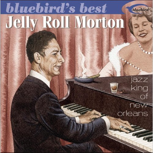 Jelly Roll Morton  Jazz King Of New Orleans