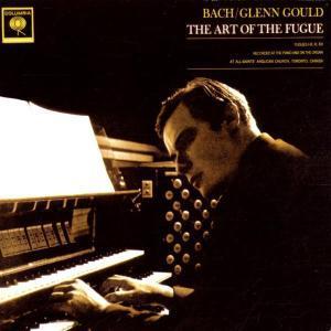 Bach: The Art Of The Fugue  Glenn Gould organ