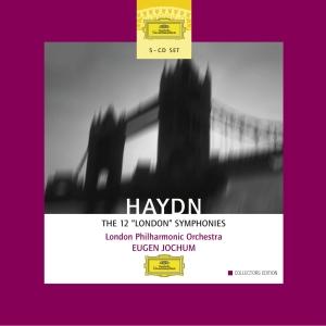 Haydn: 12 Londoner Symphonies No.93、No.94、No.